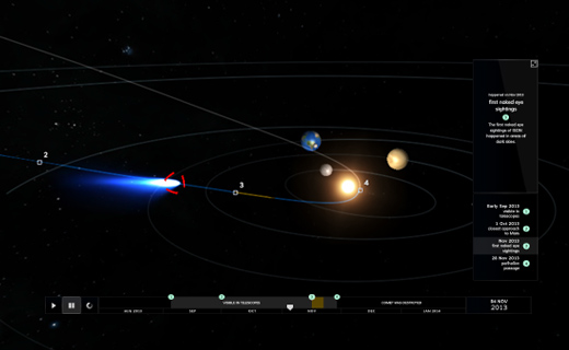 Online Models | Solar System Scope