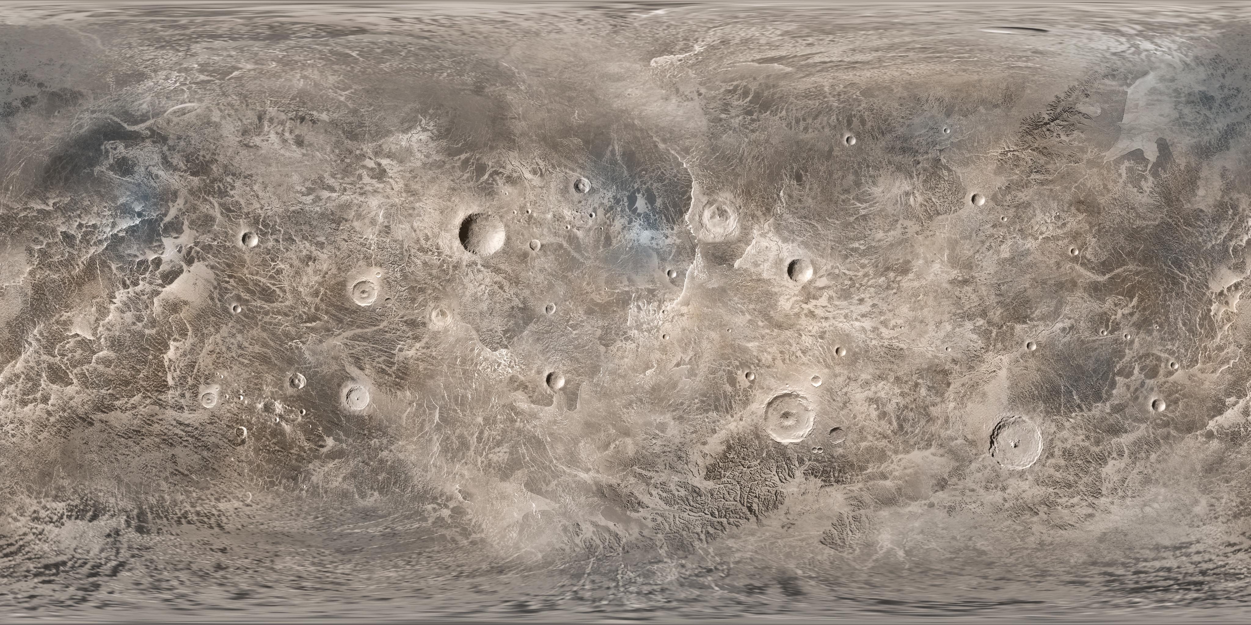 Solar Textures | Solar System Scope